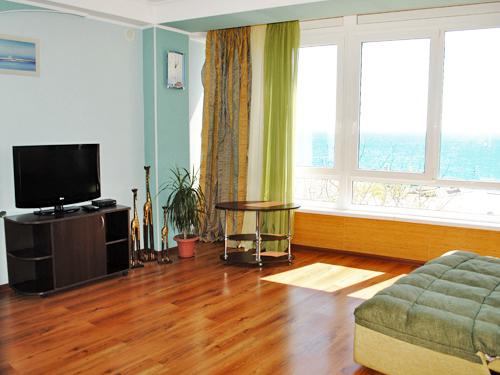 Снять квартиру в Ялте - Квартира в Ялте посуточно, Массандровский пляж, ул Дражинского