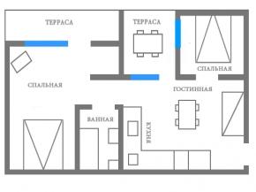 Снять квартиру в Ялте - Снять квартиру в Ялте, ул. Набережная